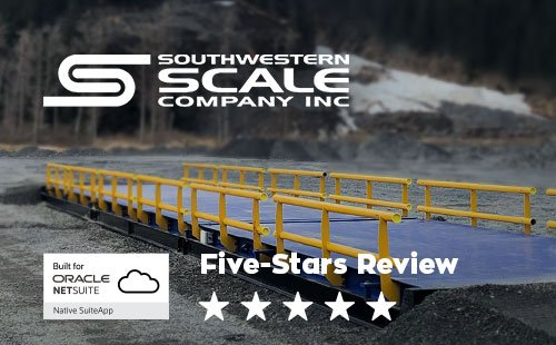 5-star review from Southwestern Scale