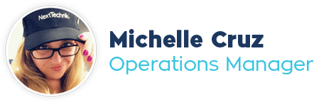 Michelle Cruz Operations Manager