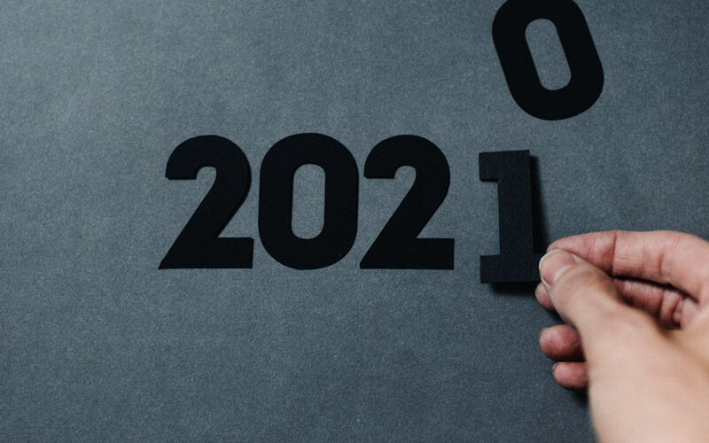 End of 2020 - New Year 2021