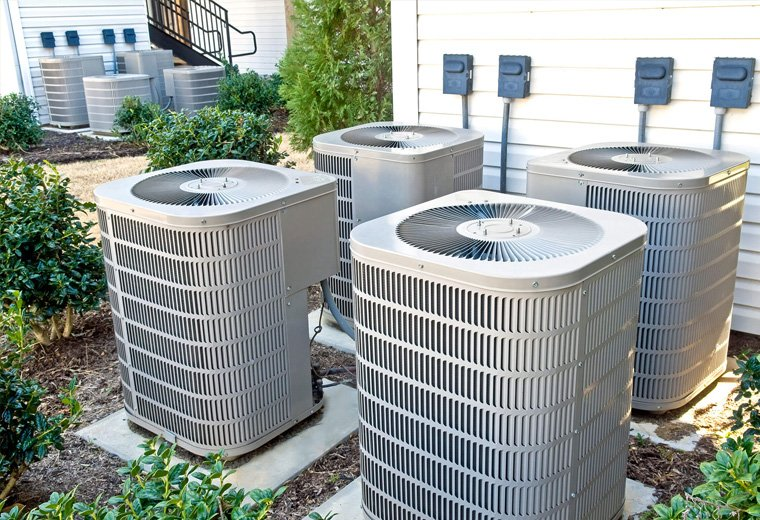 HVAC Field Service Business Management Software - Free Standing Air Conditioning Units